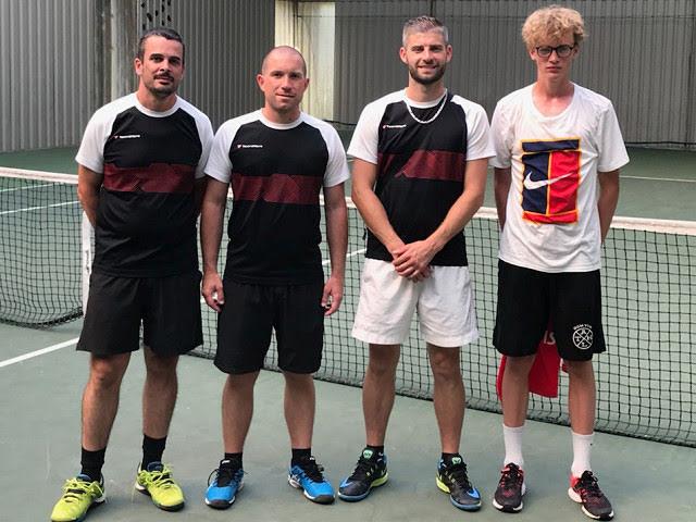 27/06/2018 - Championnats par équipe Séniors : Pas de finale pour H4