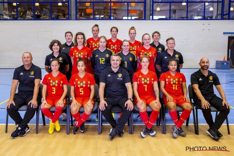 Selectie Red Flames Futsal bekend