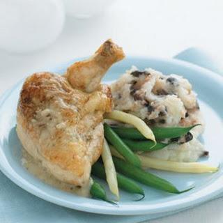 Weight Watchers Porcini-Stuffed Chicken Breasts
