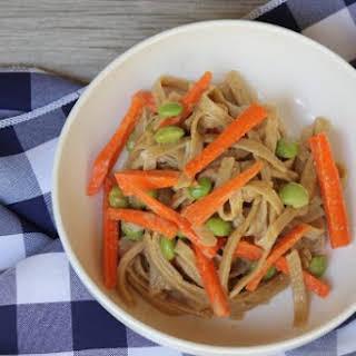 Gluten-Free Sesame Noodles.