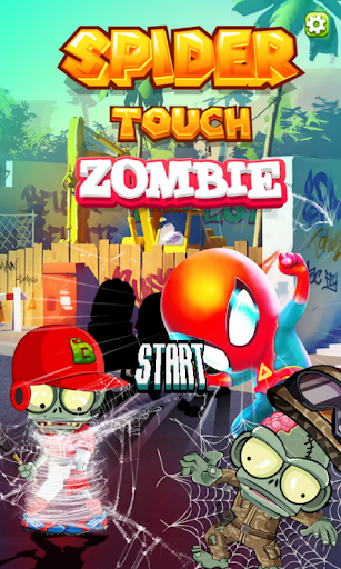 Spider Touch Zombie