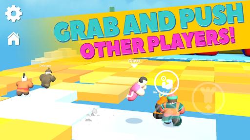 Fall Beans Multiplayer Party Race apkdebit screenshots 7