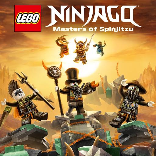 LEGO Ninjago: Masters of Spinjitzu - TV on Google Play