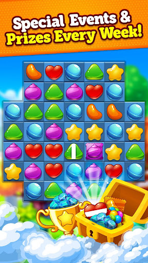 Candy Craze 2020: Match 3 Games Free New No Wifi Apk 2