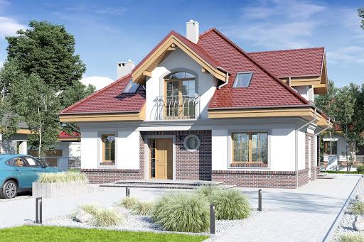 projekt Nowa II bez garażu B