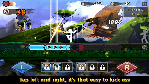 One Finger Death Punch 5.06 {cheat hack gameplay apk mod resources generator} 4