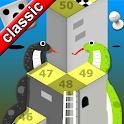 Mega Snakes and Ladder Battle Saga board game icon