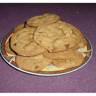 Nestle Toll House Chocolate Chip Cookies.