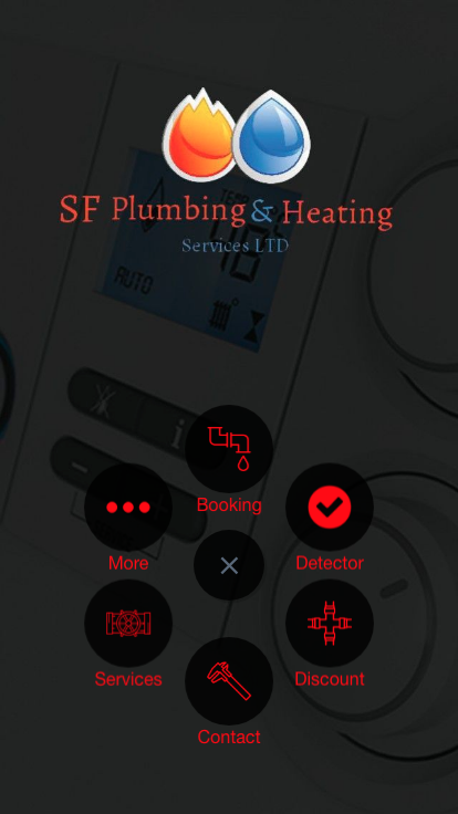 SF Plumbing and Heating- screenshot