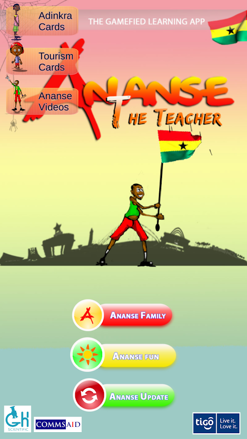 Ananse The Teacher- screenshot