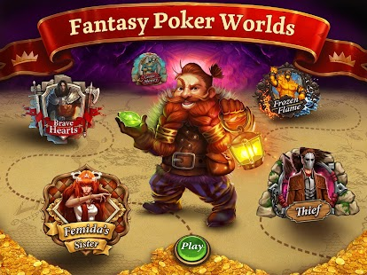Scatter HoldEm Poker - Texas Holdem Online Poker- screenshot thumbnail