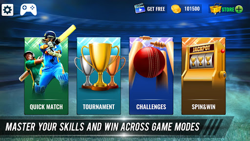 T20 Cricket Champions 3D  captures d'écran 1