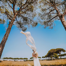 Huwelijksfotograaf Alessandro Spagnolo (fotospagnolonovo). Foto van 20.11.2018