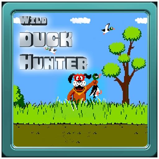 Wild Duck Hunter : Retro 動作 App LOGO-APP試玩