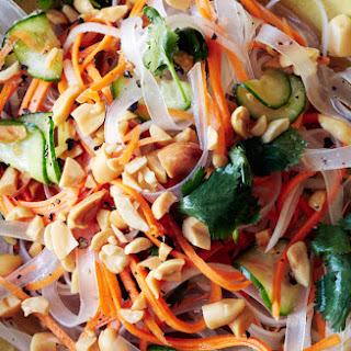 Vegetable Bean Thread Noodles Recipes.