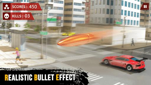 Sniper Shooting: Mission Target 3D Game apktram screenshots 4