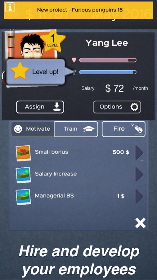Screenshots of Business Inc. for iPhone