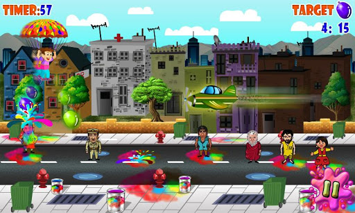 City Color Boom- The Holi Game 1.0 screenshots 2