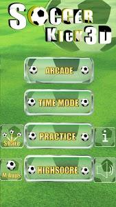 Soccer Shot 3D 1.0