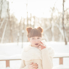 Wedding photographer Aleksandra Ponomarenko (Vnebesolnce). Photo of 29.01.2016