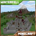Nightfall Castle Map for Mine Craft PE icon