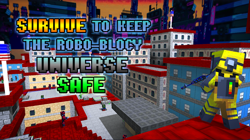 Rescue Robots Sniper Survival modavailable screenshots 5