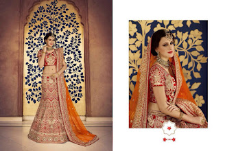 Photo: CODE: 13003 LEHENGA . Price : USD 146