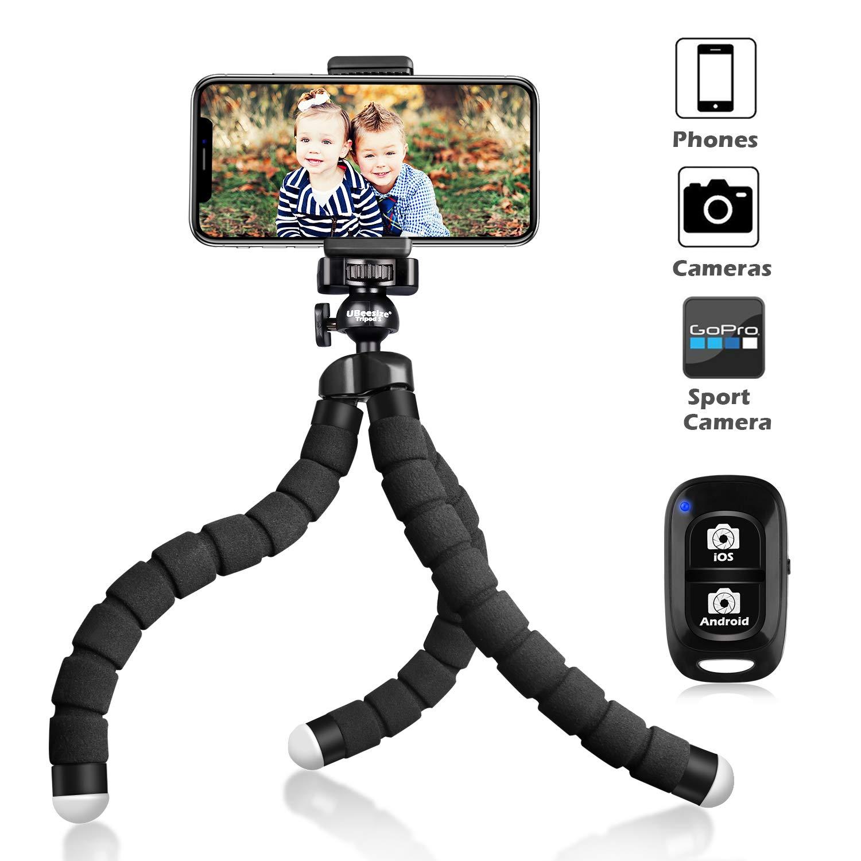 UBeesize Vlogging Tripod S, Premium Phone Tripod