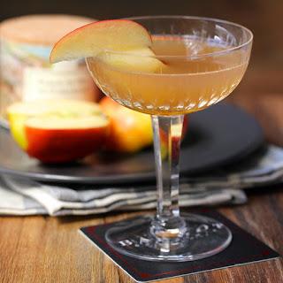 Apple Brown Derby Cocktail.