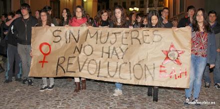 Photo: Huesca: 8M 2014 Frente a los Juzgados