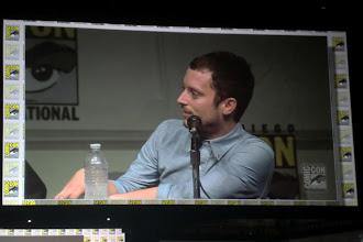 Photo: Saturday - The Hobbit panel; star Elijah Wood