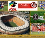 Orlando Pirates vs Cape Town City : FNB Stadium