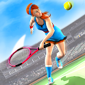 World Tennis Online 3D : Free Sports Games 2020 icon