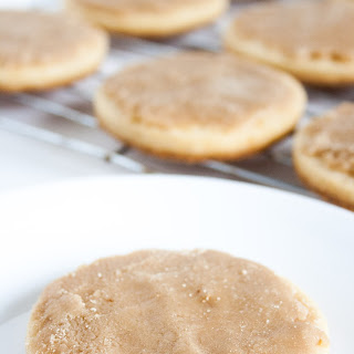Caramel Glazed Sugar Cookies