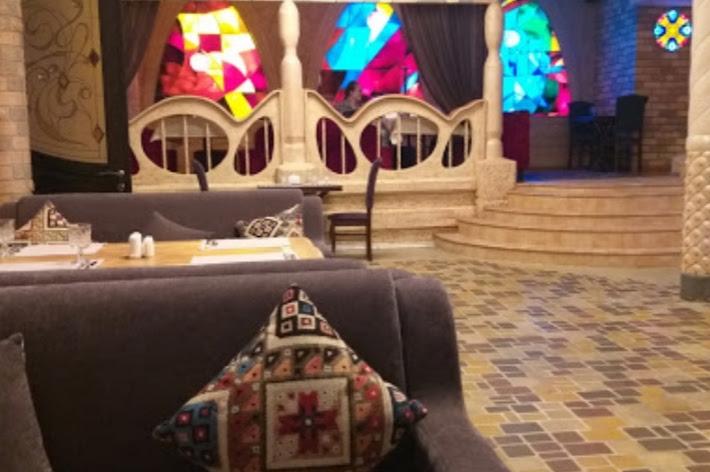 Фото №3 зала Халиф