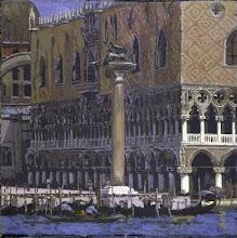 """Photo: Walter Richard Sickert, """"Il leone di San Marco"""""""