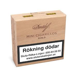 Davidoff Mini Gold 50 st
