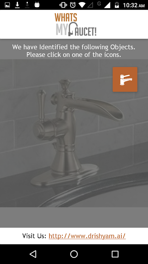Whats My Faucet- screenshot