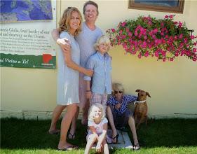Photo: Famiglia dall'Olanda in vacanza
