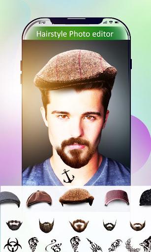 Hair Style Photo Editor screenshot 5