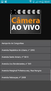 Cameras de Ruas - náhled