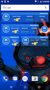 Malwarebytes for Android- gambar mini screenshot