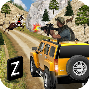 Jungle Hunting Jeep for PC and MAC