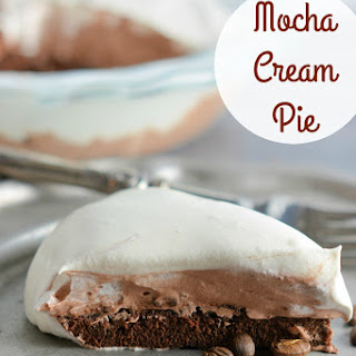 Mocha Cream Pie with Citizen Bean Coffee