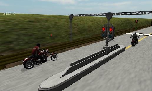 Moto Bike Attack Race- screenshot thumbnail