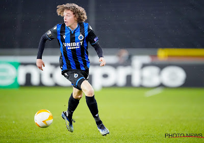 Le Club de Bruges envoie Maxim De Cuyper en prêt en D1B
