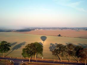 Photo: Eine Ballonfahrt über Brandenburg mit tollen Ausblcken über die schöne Landschaft. Ein Ausflug vom Ferienhaus http://www.inselhaus-rheinsberg.de im Hafendorf Rheinsberg.