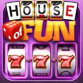 Slots-House of Fun-Free Casino