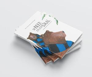 Club Brugge haalt met website voor het boek 'De Beer en Zijn Sjaal' een opvallende prijs binnen