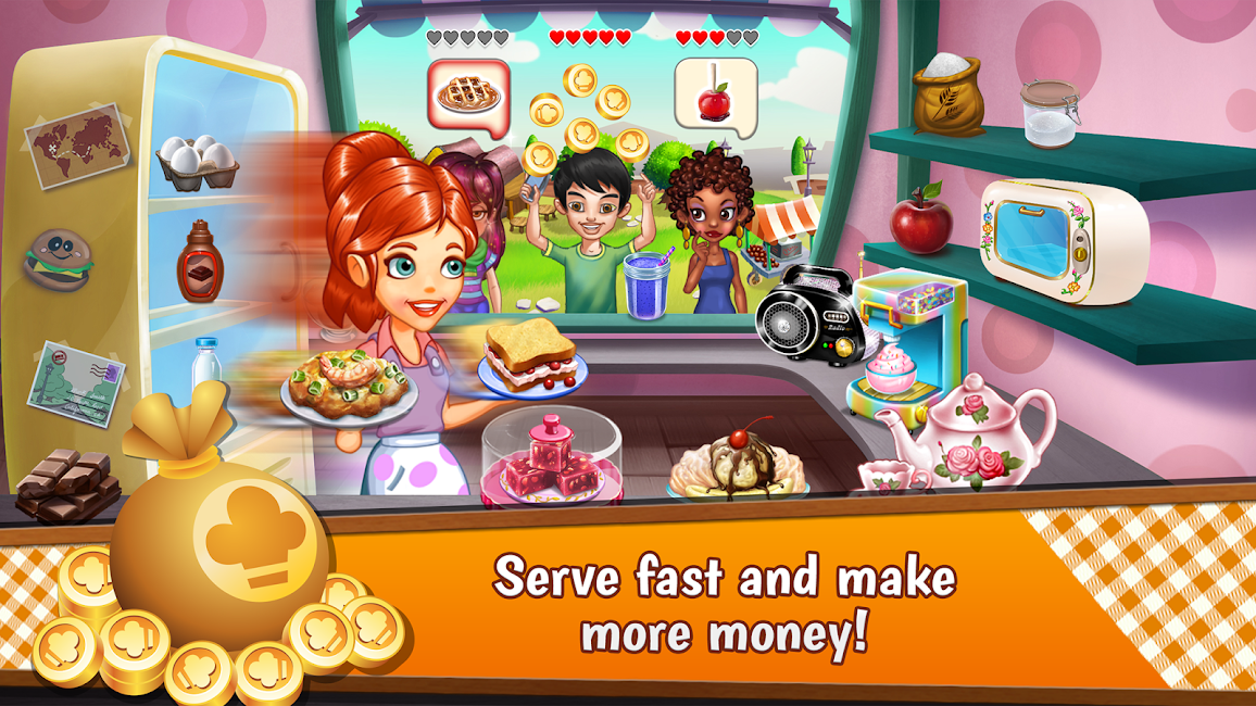 #10. Cooking Tale - Chef Recipes (Android)